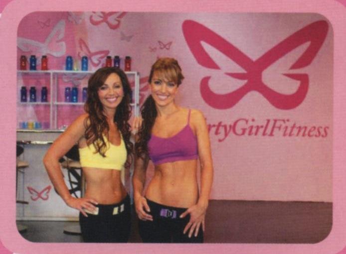 Kerry Knee Ceo Of Flirty Girl Fitness