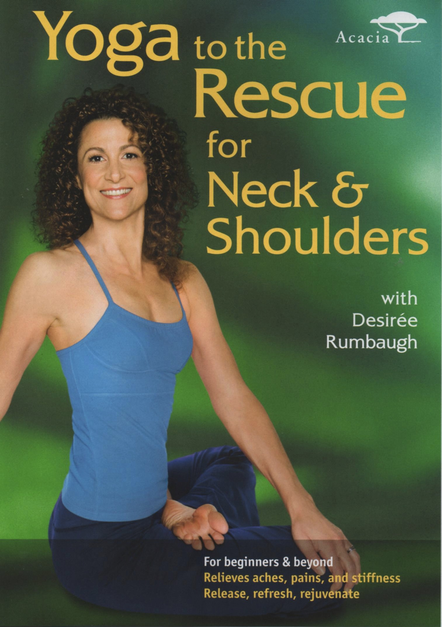 Yoga To The Rescue For Neck And Shoulders Thrift Store