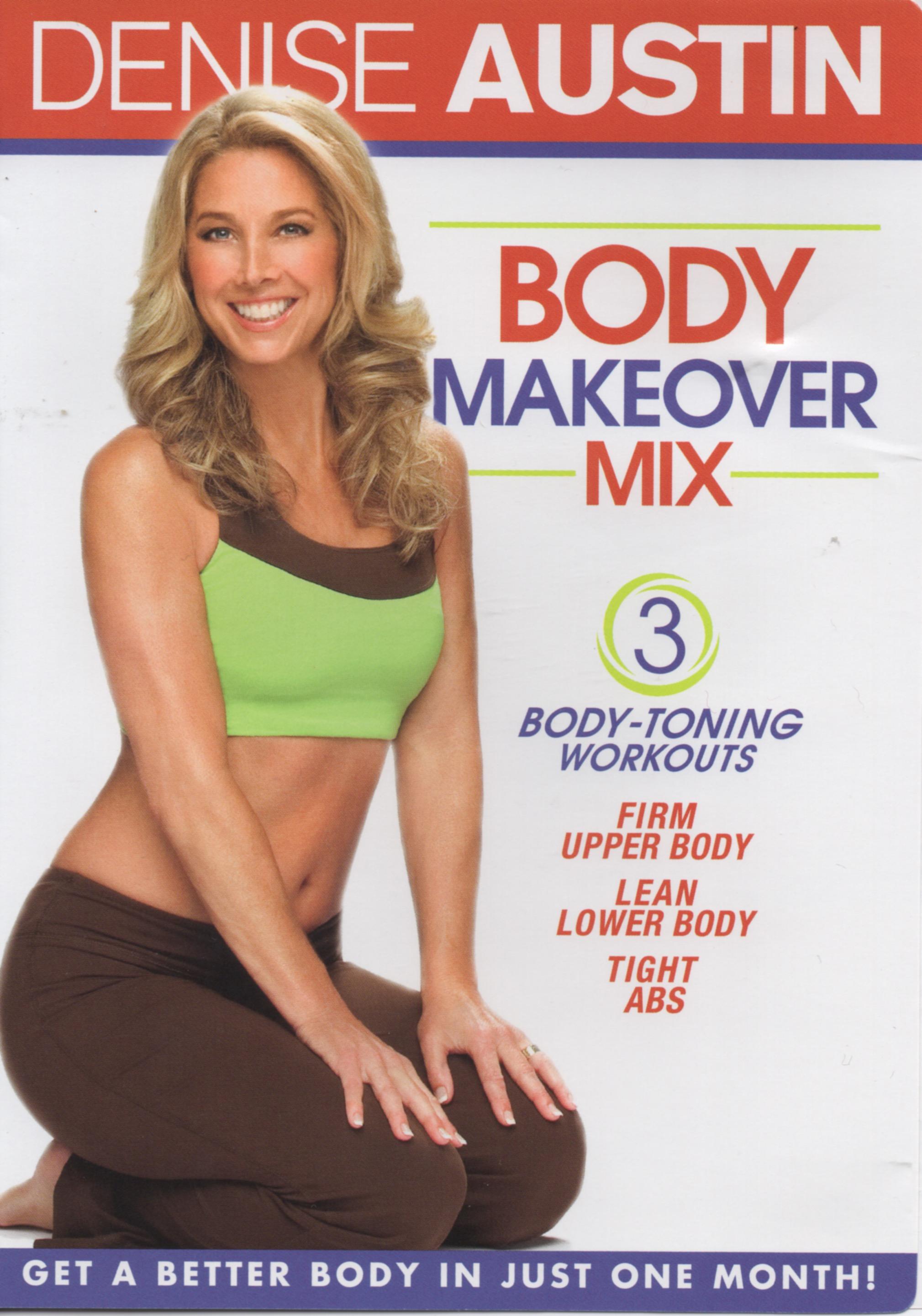 Denise Austin Body Makeover Mix Thrift Store Fitness